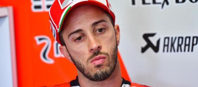 La Ducati scarica Andrea Dovizioso