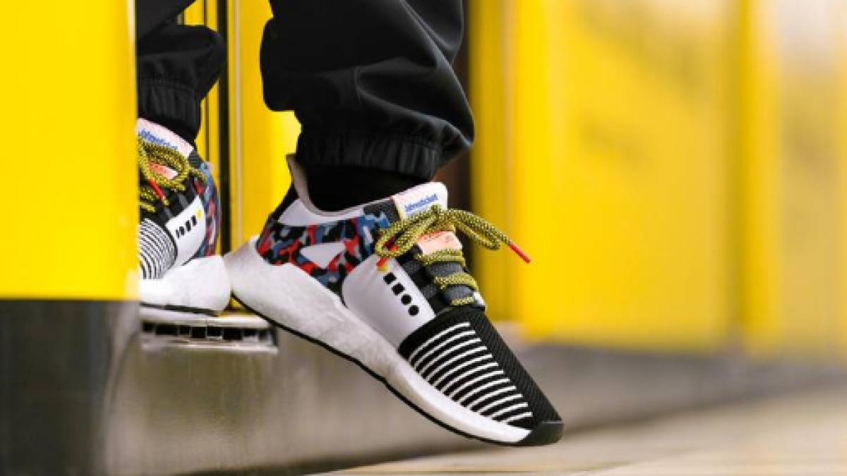 Des baskets Adidas qui remplacent l'abonnement dans le métro
