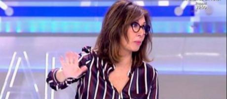 Ana Rosa Quintana, presentadora de las mañanas de Telecinco