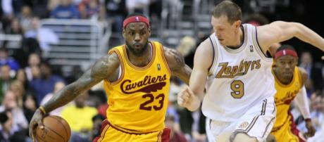 Cavaliers players are reportedly frustrated - [image by wikimedia commons]