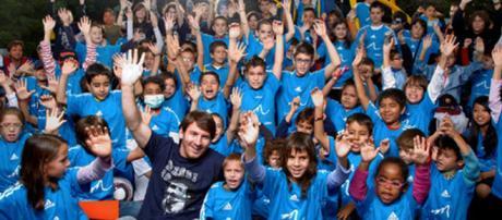 Fundacion Messi en el ojo del huracán