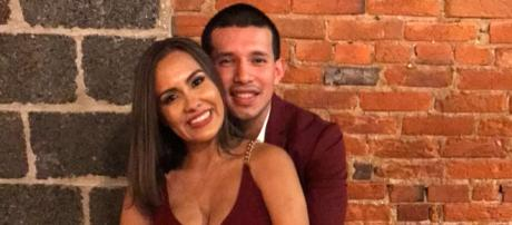 Teen Mom 2 stars Javi Marroquin and Briana DeJesus. (Image via Instagram/Javi Marroquin)