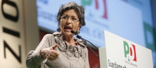 Anna Finocchiaro ha annunciato la fine della sua lunga esperienza parlamentare dopo 31 anni ed 8 legislature