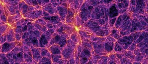 Are these electric currents? By Volker Springel (Max Planck Institute For Astrophysics)