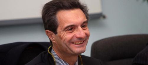 Attilio Fontana, candidato del centrodestra alla presidenza della Regione Lombardia