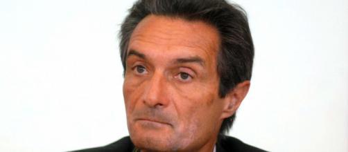 Attilio Fontana, candidato del centrodestra della regione Lombardia