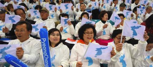 Bajo bandera unificada se representarán en los juegos de invierno.