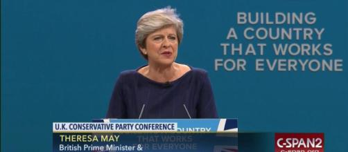 British Prime Minister Addresses Conservative Party Conference ... - c-span.org