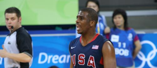 Chris Paul tried to be diplomatic as his old and new teams squared off [Image via Jassia/Wikimedia]
