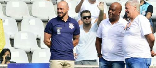 Diretoria do Corinthians deve oficializar contratação de jogador