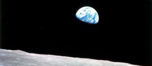 Earthrise from Apollo 8 [image courtesy NASA]