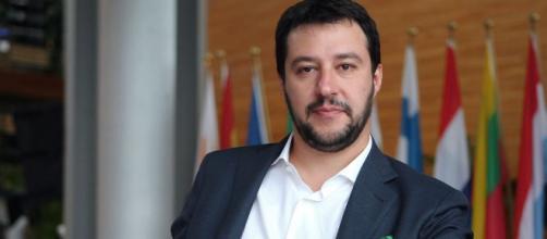 Il segretario della Lega, Matteo Salvini: dietrofront sulla Fornero?