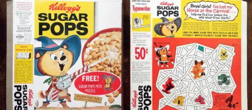 Kelloggs Sugar Pops and Sugar Pops Pete - Flickr Hive Mind - hiveminer.com
