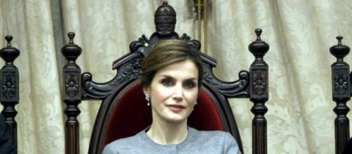 La reina Letizia en imagen de archivo