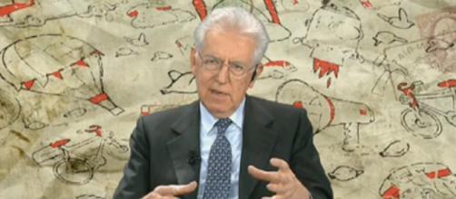 Mario Monti commenta le proposte economiche dei vari partiti
