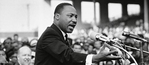 Martin Luther King, fue un pastor que desarrolló una labor crucial en Estados Unidos al frente del movimiento por los derechos civiles.