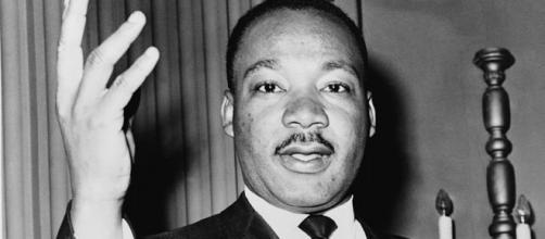 Martin Luther King Jr., 1964 [Img via Wiki | Dick DeMarsico]