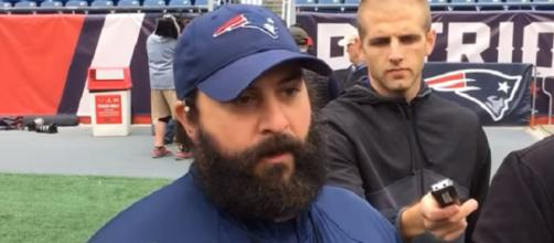 Matt Patricia is set to accept the Lions' head coaching job (Image Credit: MassLive/YouTube)