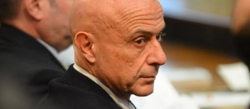 Ministro dell'Interno Marco Minniti