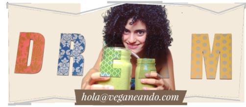 Miriam Fabá: cómo comer vegano, rico y saludable (Foto: Veganeando)