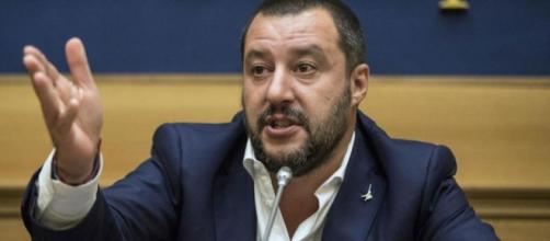 Salvini continua la sua battaglia.