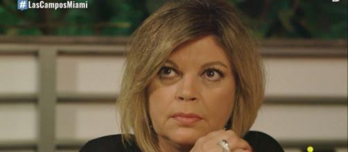 Terelu Campos, muy enfadada por la broma del prostituto en 'Las Campos en Miami'