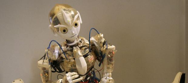 A humanoid robot in the University of Tokyo (Image credit – Manfred Werner, Wikimedia Commons)
