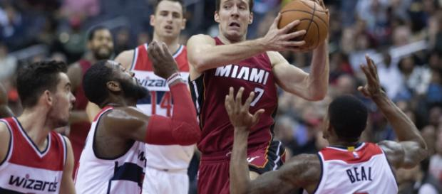 Goran Dragic took home Eastern Conference Player of the Week for January 8-14. Image Source: Flickr | Keith Allison