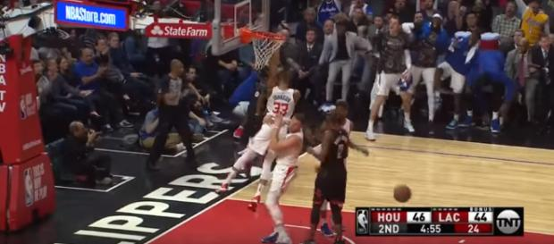 Houston Rockets vs Los Angeles Clippers: January 15, -Image credit - Motion Station | YouTube
