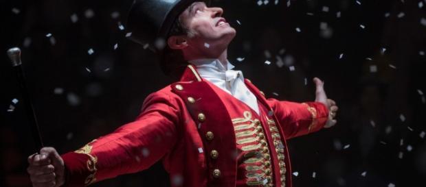 Hugh Jackman en su papel de P.T.Barnum