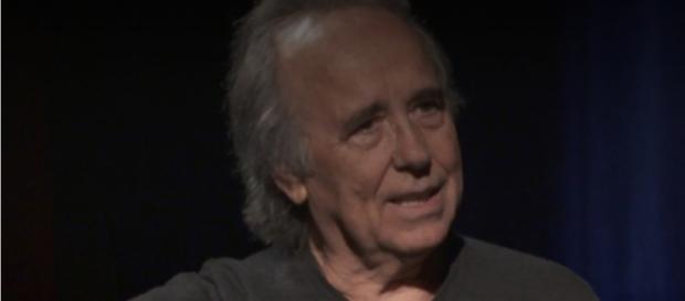 Joan Manuel Serrat, cantante de profesión
