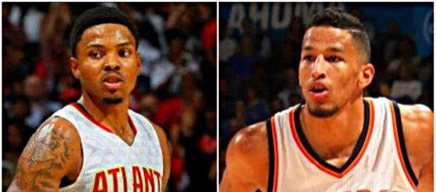 Kent Bazemore and Andre Roberson could switch teams at trade deadline – [image: NBA Ximo/YouTube]