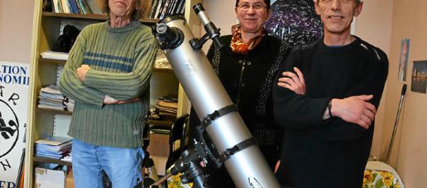 L'astronomie, une histoire de passion