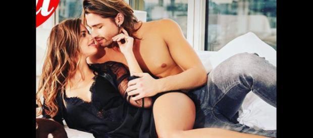 Luca e Ivana presto genitori e sposi.