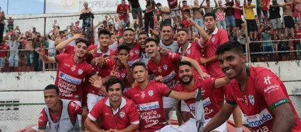 Lusa está entre os oito melhores da Copa São Paulo