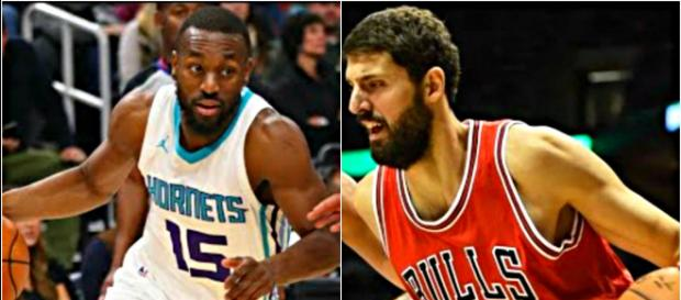 Trade rumors are heating up for Kemba Walker and Nikola Mirotic – image [GD Highlights/Youtube]