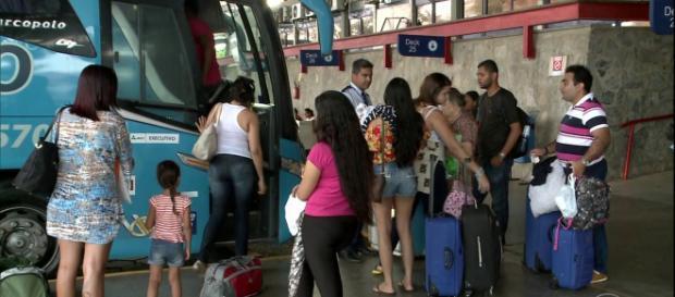 Viagens de ônibus e trens estão entre os benefícios