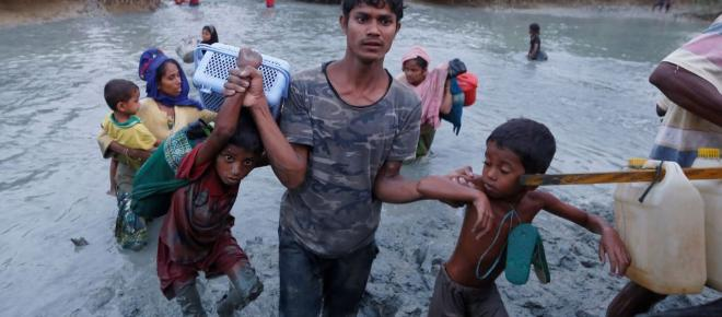 300 Rohingya to be returned a day to Myanmar, as UK voices 'grave concern'