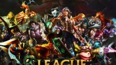 'League of Legends' Season 8 hype.