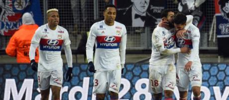 Lyon n'a déjà plus de cartouches à griller (Lo Presto / AFP).