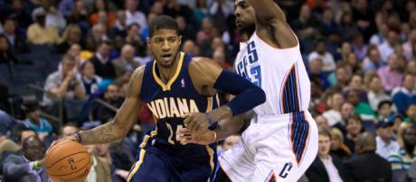 Will Paul George get traded before the deadline? / Photo via JoshuaK8, Flickr CC