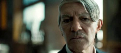 "Antonio Banderas plays Pablo Picasso in the upcoming National Geographic series ""Genius' [Image credit: Mr WTF/YouTube]"
