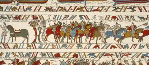 Bayeux Tapestry to be loaned to Britain after French President ... - thesun.co.uk