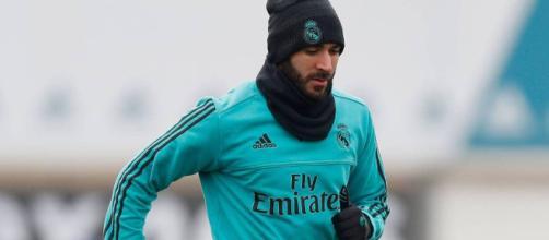 Benzema vuelve al juego pero no es su mejor momento.