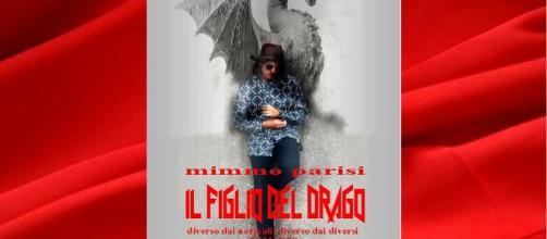 Cover romanzo 'Il figlio del drago'