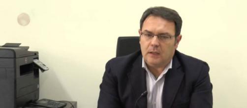 Enzo Guida - sindaco Partito Democratico comune di Cesa denunciato dalla moglie