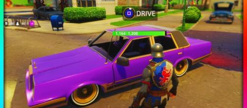 """""""Fortnite"""" developer talks about vehicles. Image Credit: Fortnite Central / YouTube"""