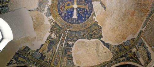 Il battistero paleocristiano di San Giovanni in Fonte