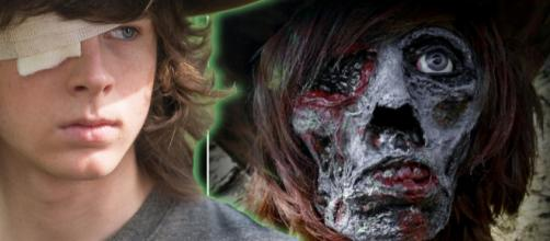 Is Chandler Riggs Leaving The Walking Dead? Carl Getting Killed ... - cosmicbooknews.com