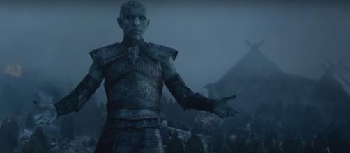 Jon Snow vs The Night King / Image via Alexandru Mortimer, YouTube screencap